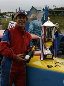 Heritage World Final Mendip Raceway 2011